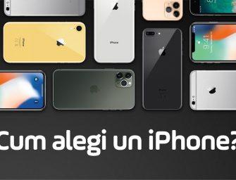 De ce sa alegi un telefon iPhone?
